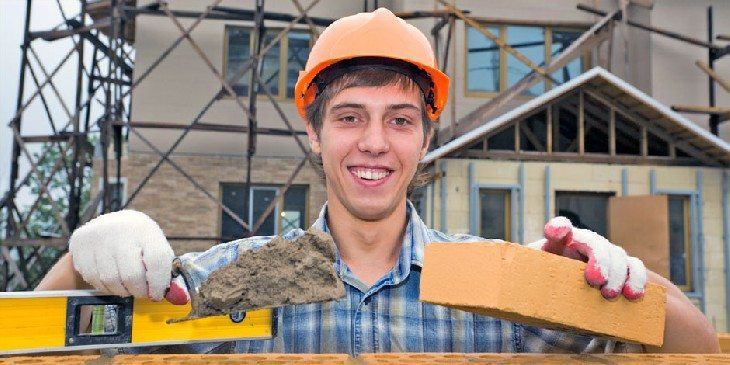 Jongeren in de bouw en infrasector