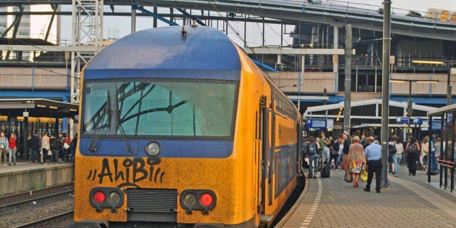 Noordkant station Utrecht Centraal vandaag geopend