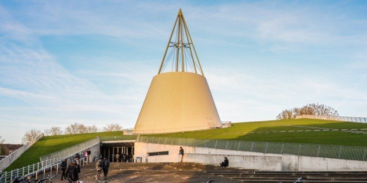 1,2 megawatt zonne-energie op dak TU Delft