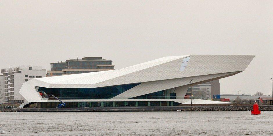 Dakdekkersbedrijf Admiraal - Eye filmmuseum