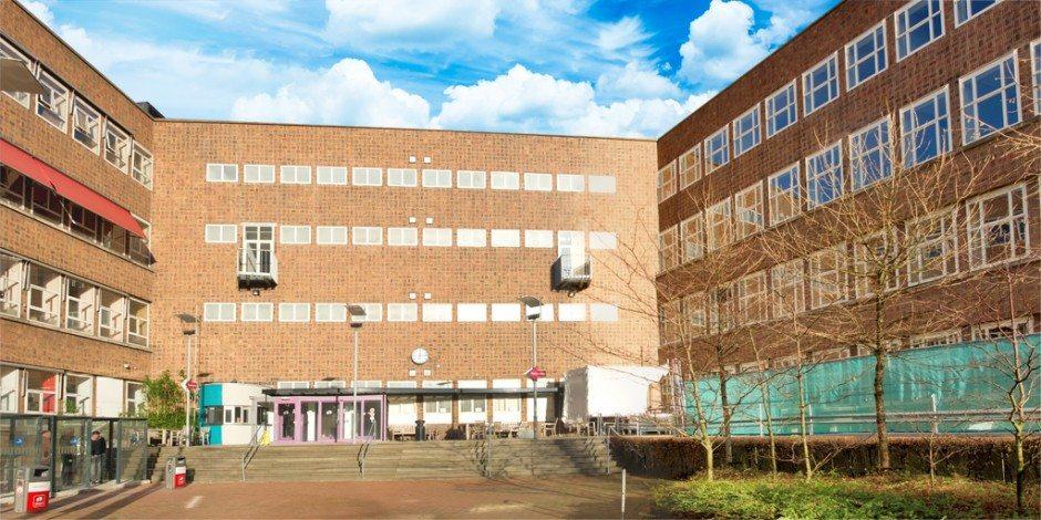 Hogeschool Rotterdam verduurzaamd monument