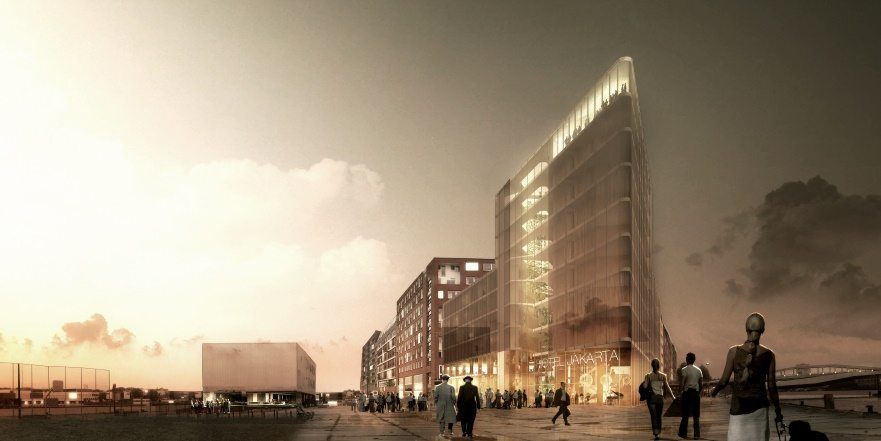 Bouw Hotel Jakarta Amsterdam gestart