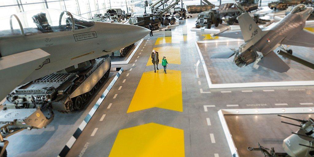 DBFMO prima automatiseringskader voor Nationaal Militair Museum