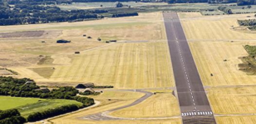 Historische Vliegbasis Twenthe wordt moderne Technology Base