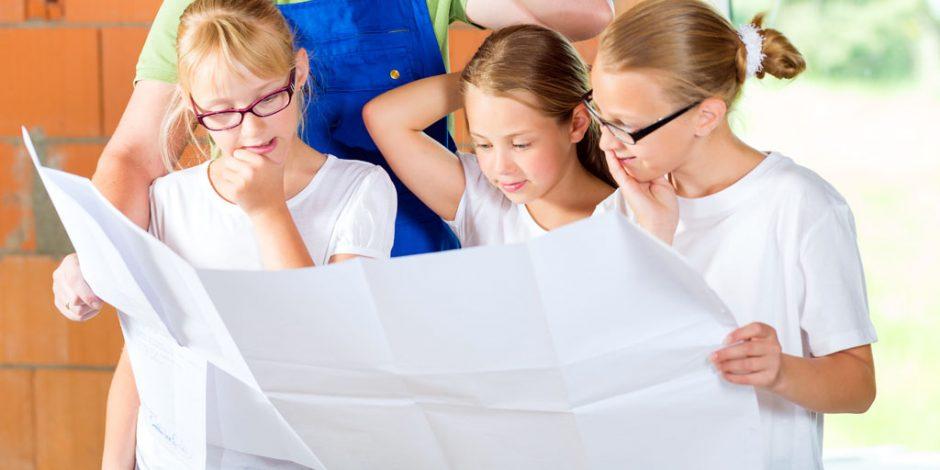 Onderzoek: Meisjes positiever over techniek