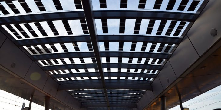 Onderzoek gebouwgeïntegreerde zonnepanelen