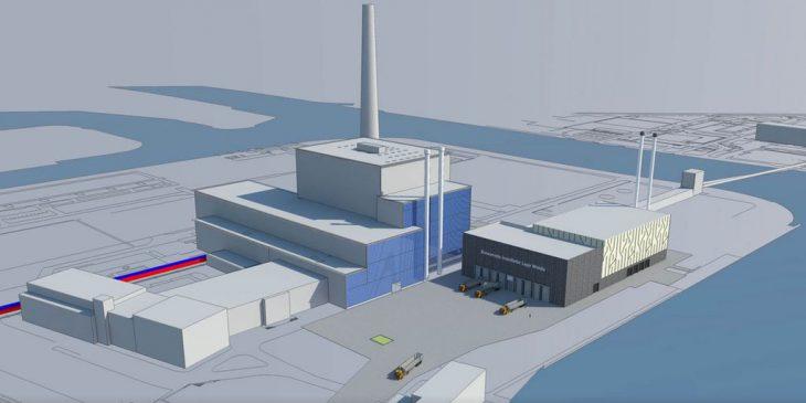 Bouw Utrechtse biomassacentrale start in mei