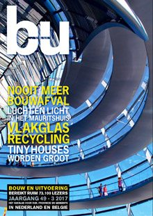Cover magazine Bouw en Uitvoering 3-2017