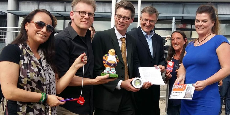 Nieuwbouw studententoren Den Haag