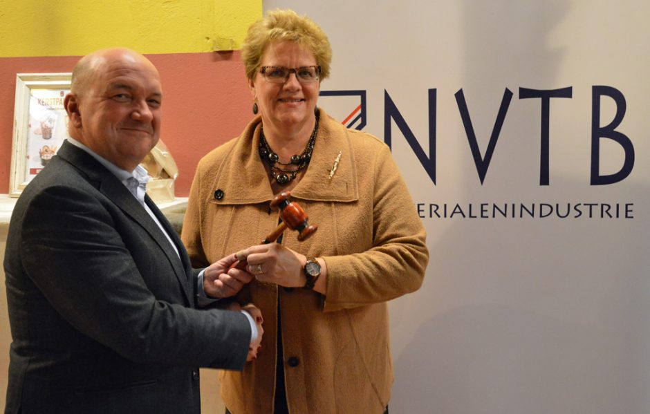 Titia Siertsema nieuwe voorzitter NVTB