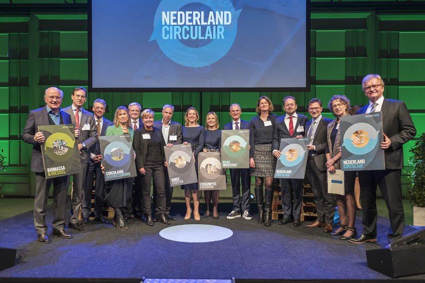 Nederland circulair in 2050 II
