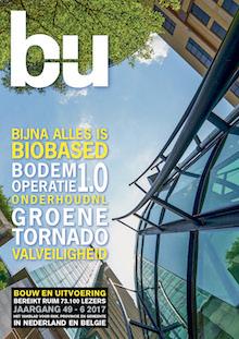 Cover magazine Bouw en Uitvoering 6-2017