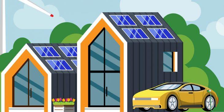 City Deal: Elektrische deelauto bij woningbouwprojecten
