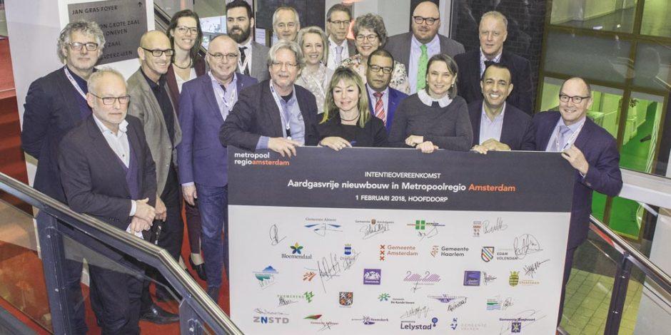 Lelystad en Almere zetten snel in op aardgasvrije nieuwbouw