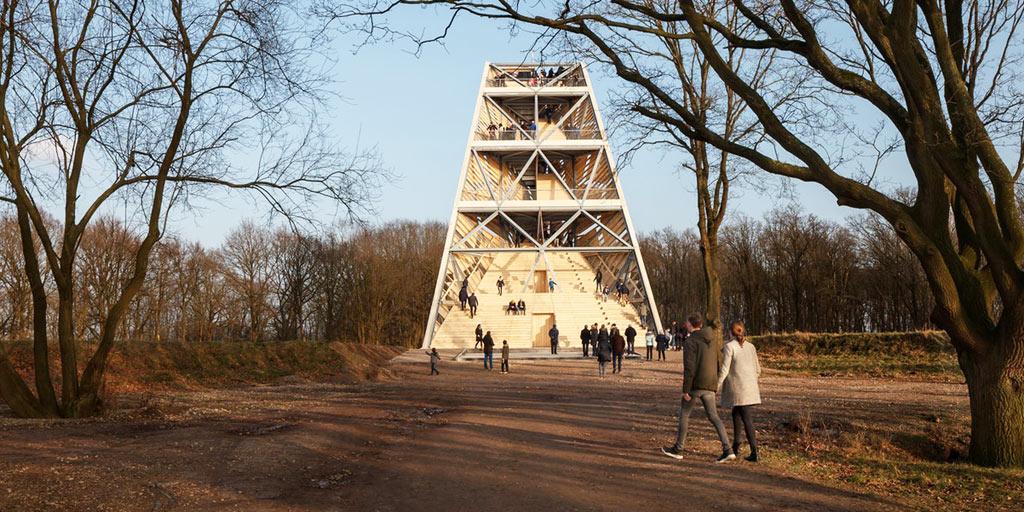 Opening Pompejus toren Bergen op Zoom, foto RO&AD architecten, Katja Effting