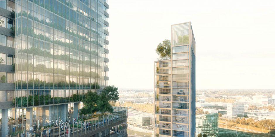 Hoogste gebouw van Utrecht, hoger dan de Domtoren