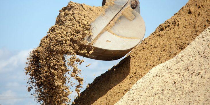 Zand, grind en klei bieden circulaire bouweconomie meerwaarde