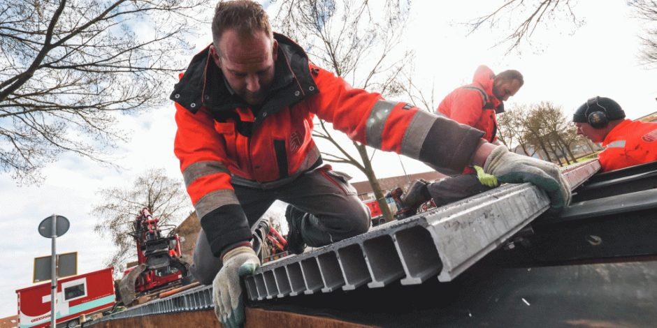 Aanbesteding bruggen Haarlemmermeer gewonnen door Griekspoor
