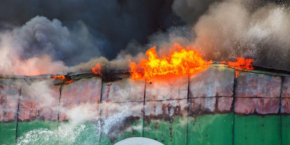 Normontwerp brandgevaarlijk daken