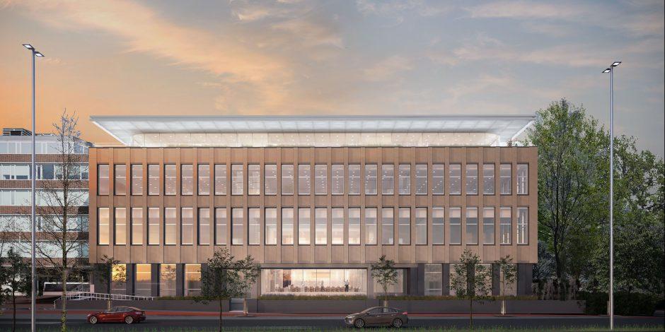 Grote renovatie voor Provinciehuis Zuid-Holland