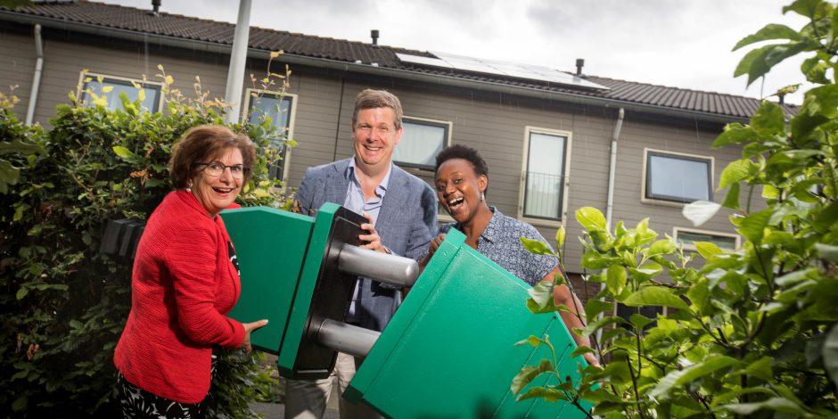 Zevenduizend huurders kunnen zonnepanelen geplaatst krijgen