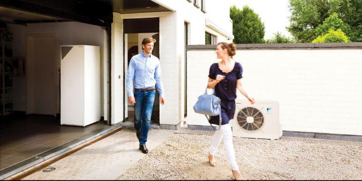 Warmtepompproducenten: 'Veel onkunde over geluid warmtepomp'