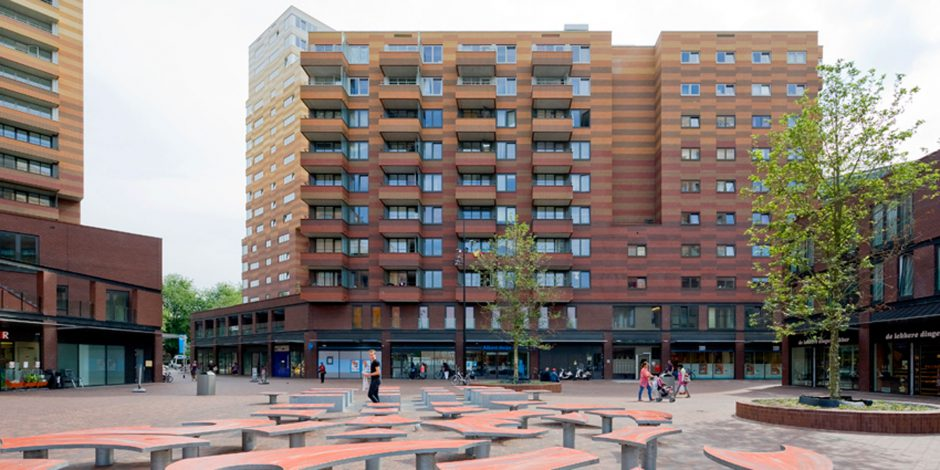 Rapport herontwikkeling wijk- en stadsdeelcentra