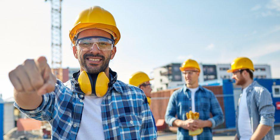 Recordhoogte vacatures in de bouwketen