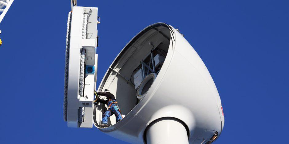 Rotterdam: Meer windparken op de Noordzee nodig