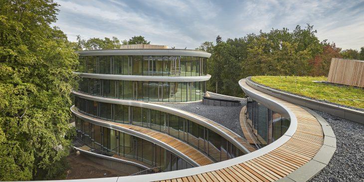 Triodos Bank is schoolvoorbeeld van circulair bouwen