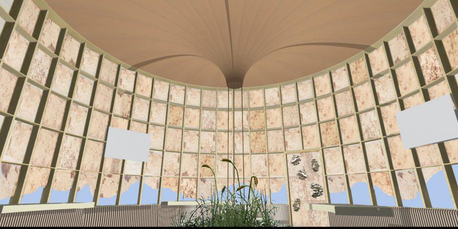 Ode aan biobased bouwen op Dutch Design Week 2019