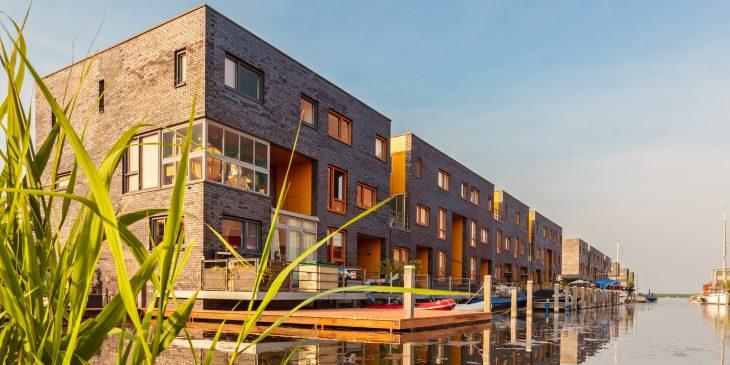 Gemeente Almere heeft meest duurzame woningen