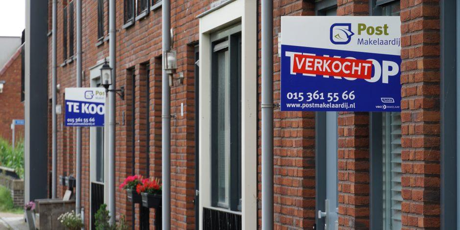Minder keuze voor woningkopers