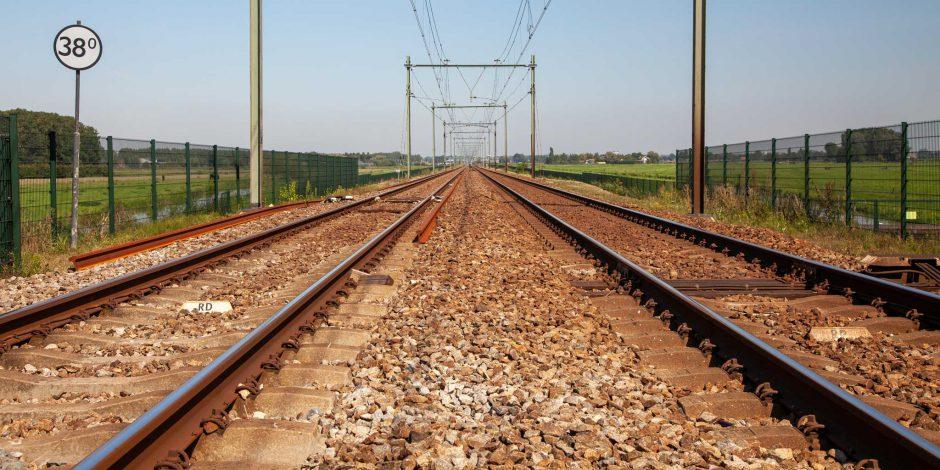 Spoorbodem ongeschikt voor toename treinverkeer